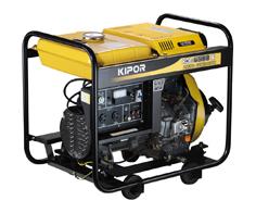 KIPOR-KDE6500E